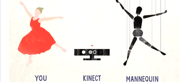 kinect-and-maniken