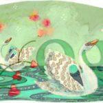 Google, St.-Patrick Day logo 2011 год