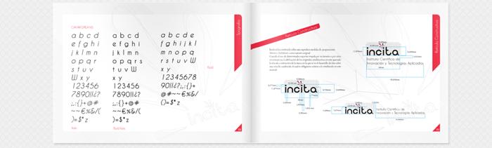 Пример требований по использованию шрифтов в брендбуке