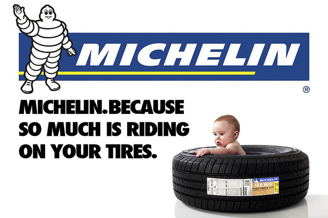 Michelin-ad