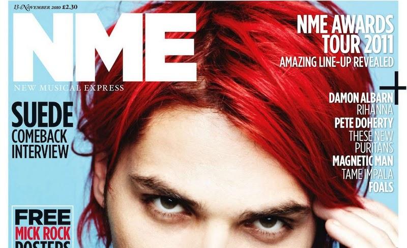 NME-logotype