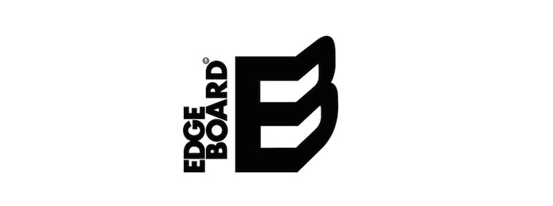 Логотип разделочной доски edge board