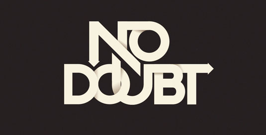 nodoubt-logotype